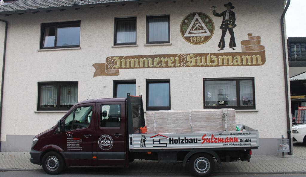 Holzbau Sulzmann